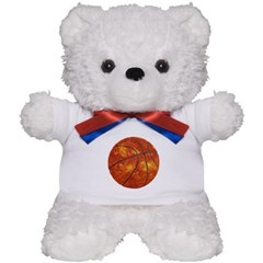Basketball Sun Teddy Bear