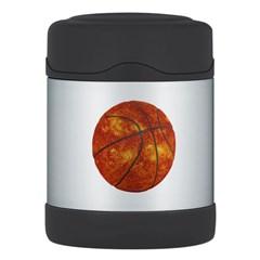 Basketball Sun Thermos Food Jar