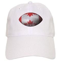 Canadian Football Baseball Cap