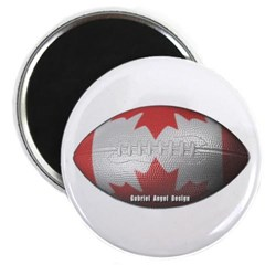 Canadian Football Magnet