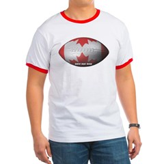 Canadian Football Ringer T-Shirt