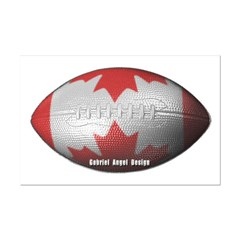 Canadian Football Small Posters