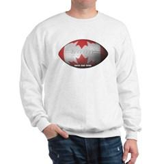 Canadian Football Sweatshirt