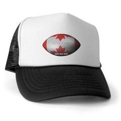 Canadian Football Trucker Hat