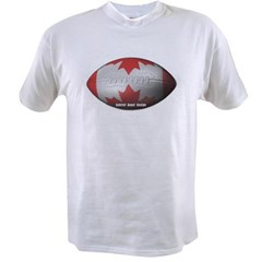 Canadian Football Value T-shirt