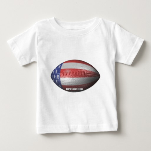 American Football Baby Fine Jersey T-Shirt