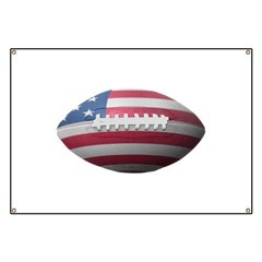 American Football Banner