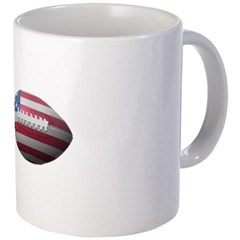 American Football Coffee Mug