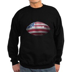 American Football Dark Sweatshirt