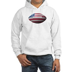 American Football Hooded Sweatshirt