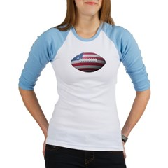 American Football Junior Raglan T-shirt