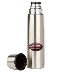 American Football Large Thermos Bottle