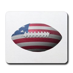 American Football Mousepad