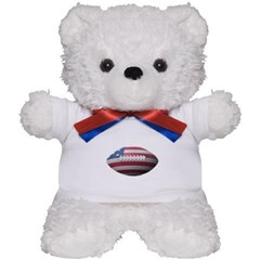 American Football Teddy Bear