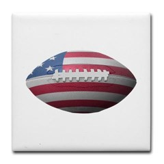 American Football Tile Coaster