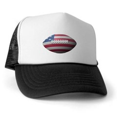 American Football Trucker Hat