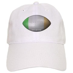Irish Football Baseball Cap