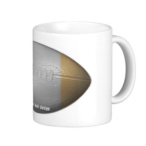 Irish Football Classic White Mug