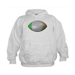Irish Football Kids Sweatshirt by Hanes