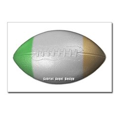 Irish Football Postcards (Package of 8)
