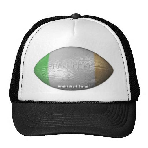 Irish Football Trucker Hat