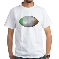 Irish Football White T-Shirt