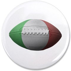 "Italian Football 3.5"" Button"