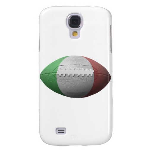 Italian Football Case-Mate Barely There Samsung Galaxy S4 Case