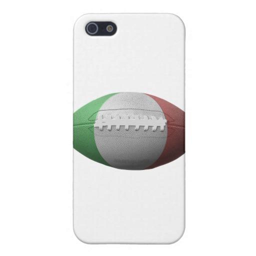Italian Football Case Savvy Matte Finish iPhone 5/5S Case