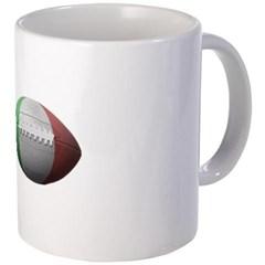 Italian Football Coffee Mug