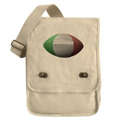 Italian Football Field Bag