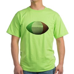 Italian Football Green T-Shirt