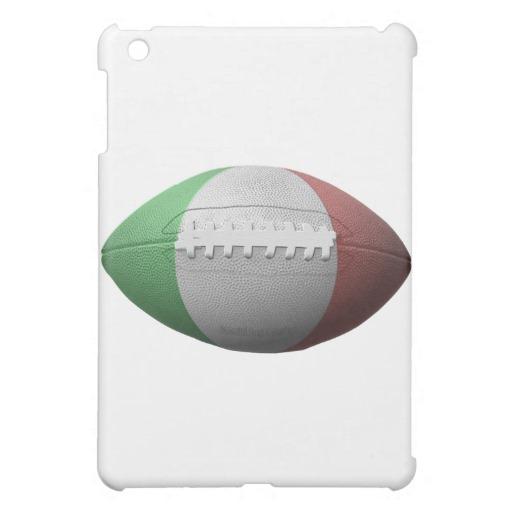 Italian Football iPad Mini Matte Finish Case