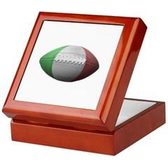Italian Football Keepsake Box