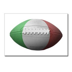 Italian Football Postcards (Package of 8)