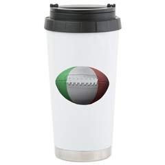 Italian Football Travel Mug