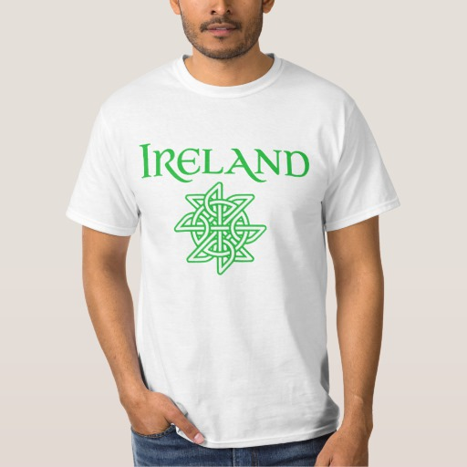 Ireland Celtic Knot Value T-Shirt