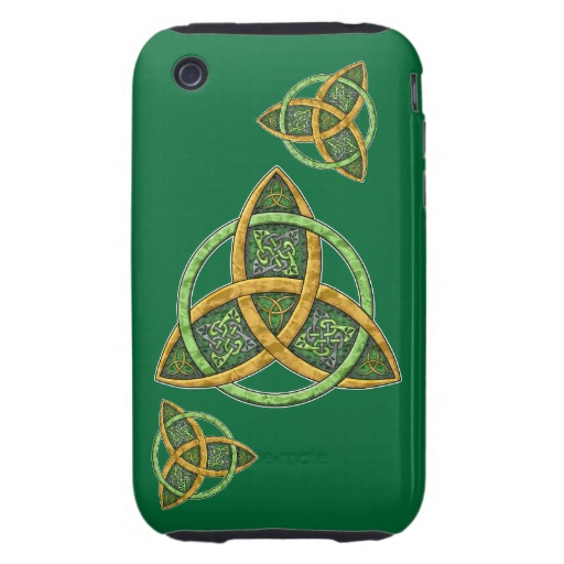 Celtic Trinity Knot Case-Mate iPhone 3G/3GS  Tough Universal Case