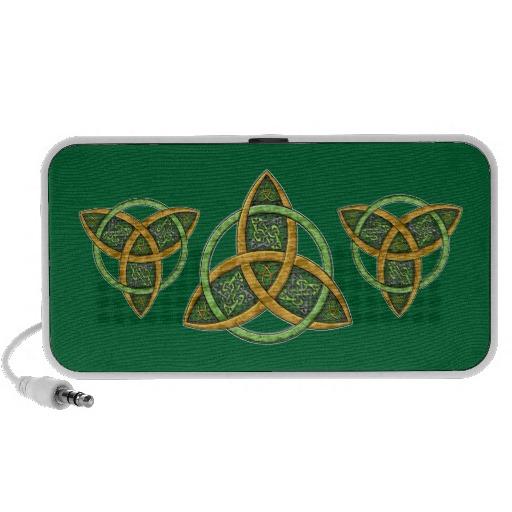 Celtic Trinity Knot Doodle