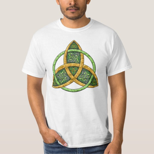Celtic Trinity Knot Value T-Shirt