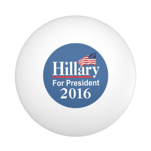Hillary For President 2016 One Star