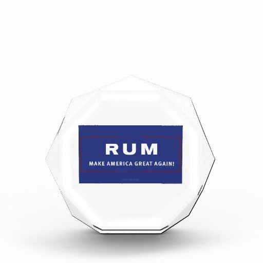 Rum Make America Great Again Award
