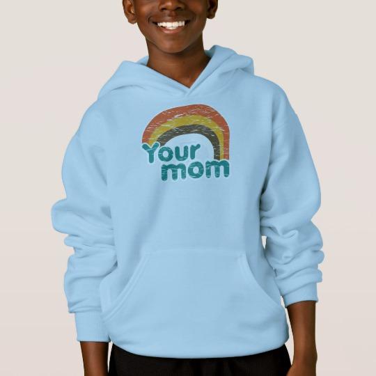 Your Mom Kids' Hanes ComfortBlend® Hoodie