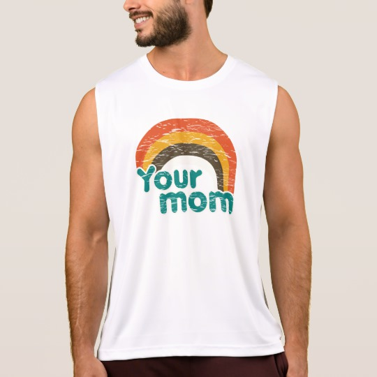 Your Mom Men's Performance Tank Top