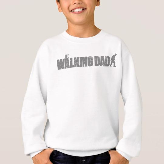 The Walking Dad Kids' Hanes ComfortBlend® Sweatshirt