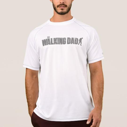 The Walking Dad Men's Champion Double Dry Mesh T-Shirt