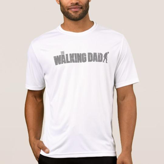 The Walking Dad Men's Sport-Tek Competitor T-Shirt