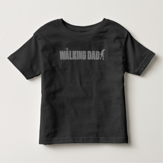 The Walking Dad Toddler Fine Jersey T-Shirt