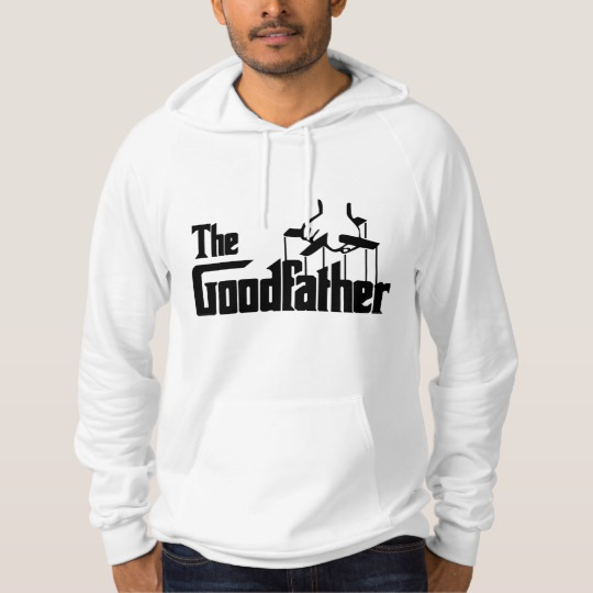 The Goodfather American Apparel California Fleece Pullover Hoodie