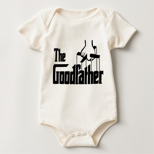 The Goodfather Baby American Apparel Organic Bodysuit
